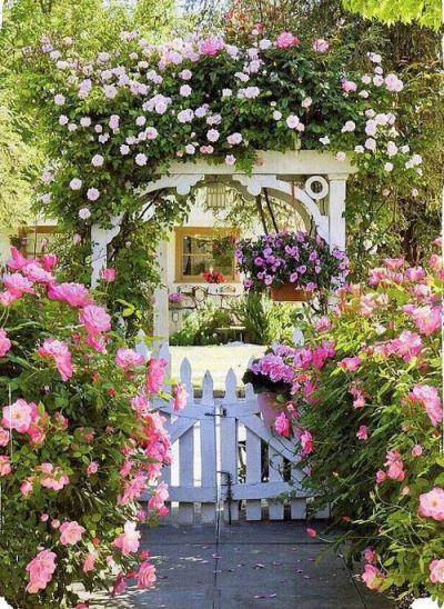 Jardin de gratitude