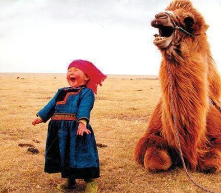 Le rire allège le quotidien