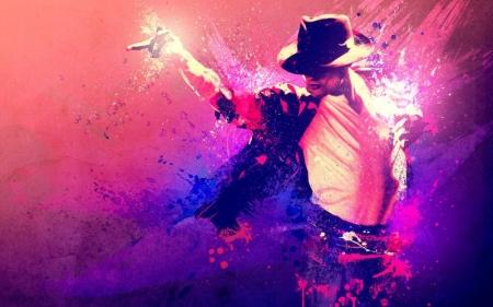 Michael Jackson Danser selon sa propre mélodie