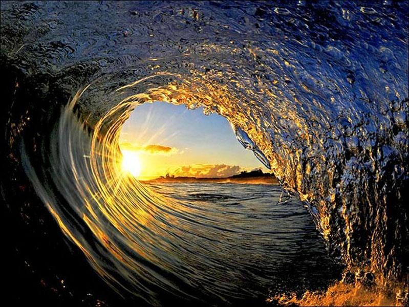 Волна, очень красивые фотографии (17 фото) PulsON - все самые интересные события в мире.