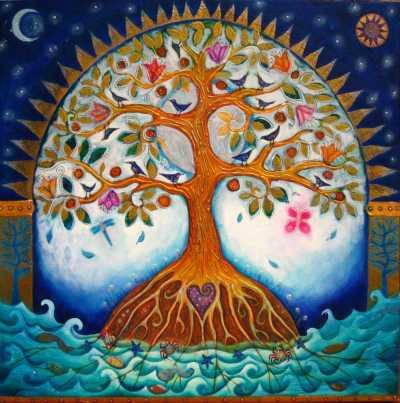 Tree of Abundance de Belinda Paton