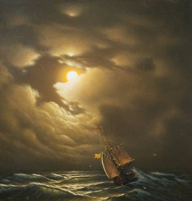 La tempête de Uvar