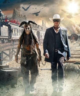 Lone Ranger et Tonto