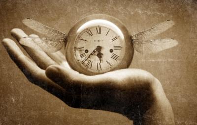 Le temps s'envole
