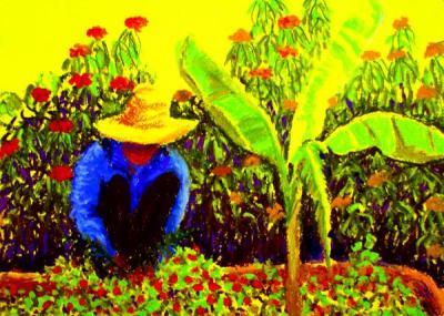 Jardinier Nomad Hansen