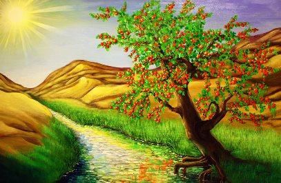 Arbre fruitier Signe Sandelin