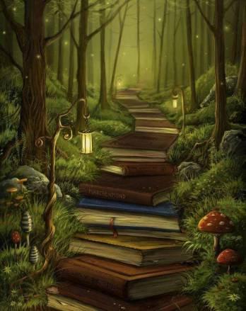 Chemin magique