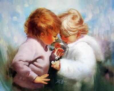 Children love gift