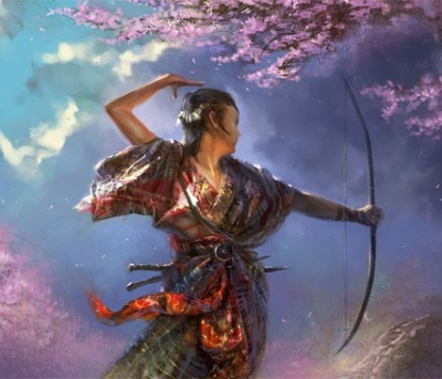 Archer japanese