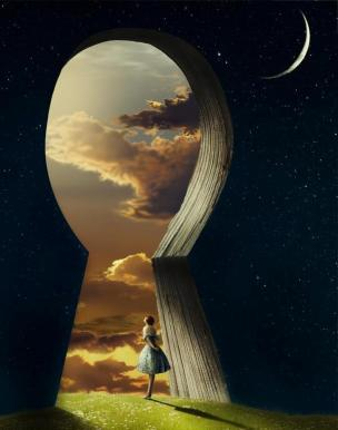 Clé imagination