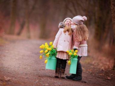 Abondance joie amies