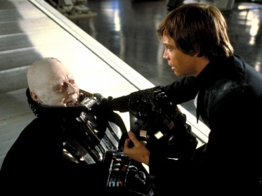 Darth Vader Luke Mask