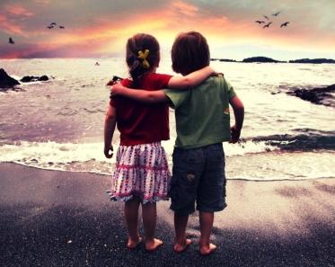 Amour enfants soleil