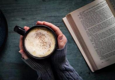 Mains café livre