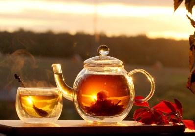 Thé et pot tasse2