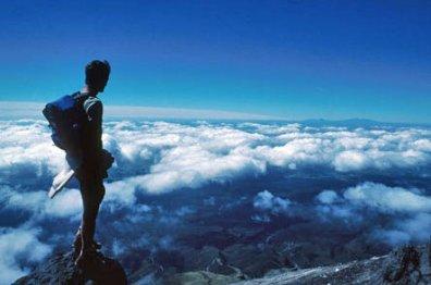 À la conquête du sommet
