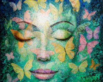 Méditation papillons