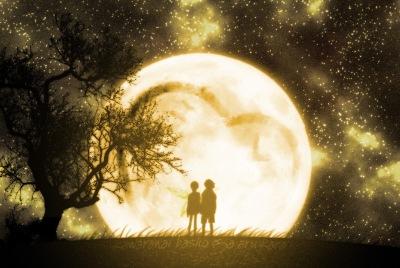 lune-enfants-coeur
